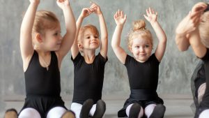 Kinder Ballettschule