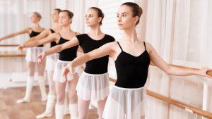 Ballett Ausbildung in der Ballettschule