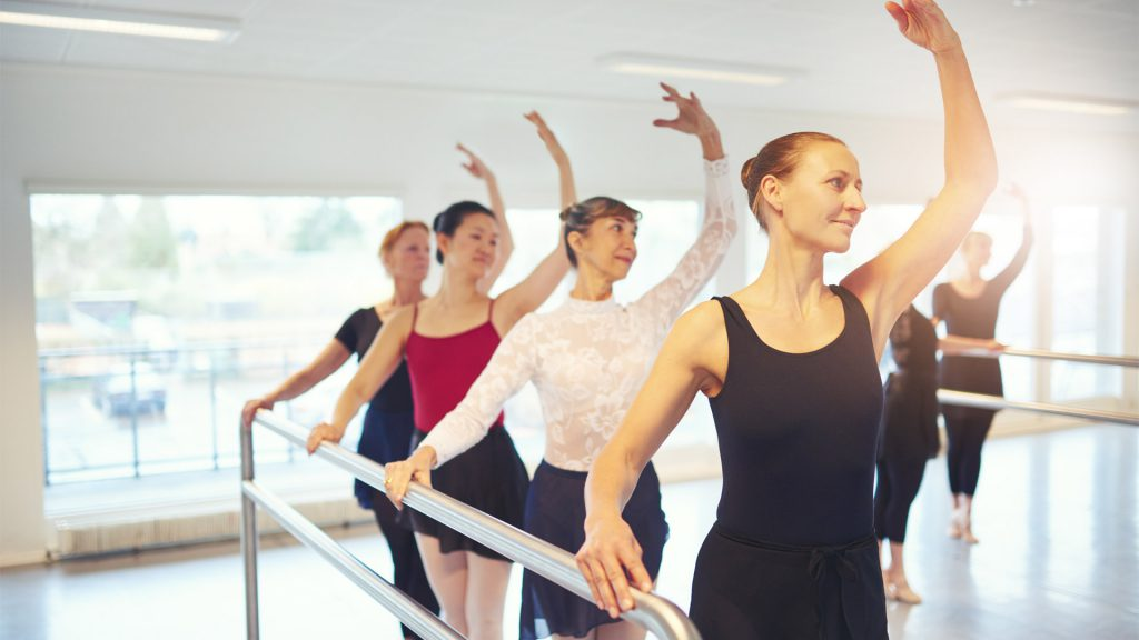 Erwachsenen Ballett