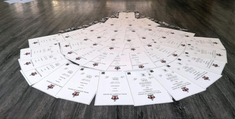 Royal Academy of Dance - RAD Examen