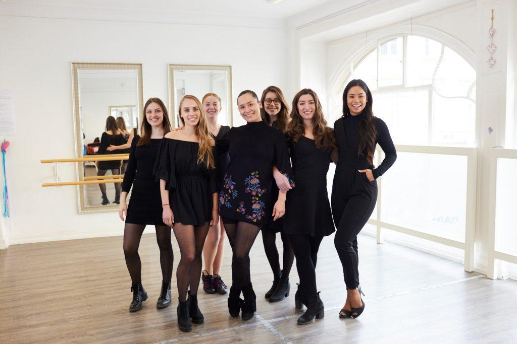 Team DANCE academy Wiesbaden